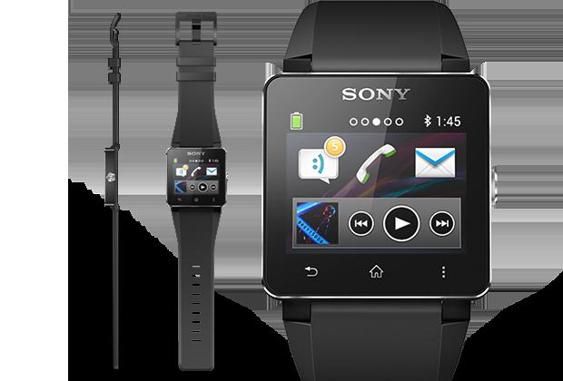 Sonys dritte Smartwatch: SW2
