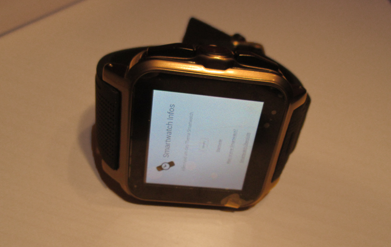 simvalley Smartwatch AW-414.Go
